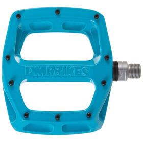 DMR V12 Pedalen blauw